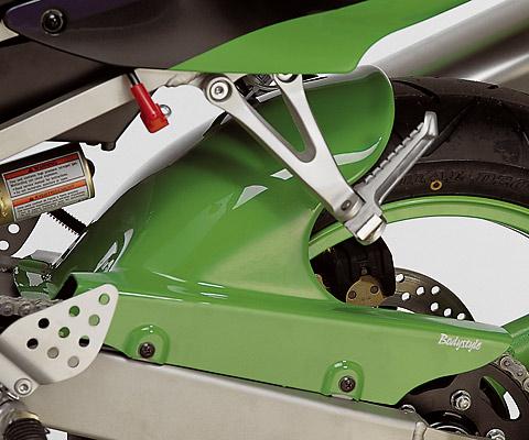 schwarz getönt, d 2000-2001 KAWASAKI ZX-9 R BODYSTYLE Cockpitscheibe Racing